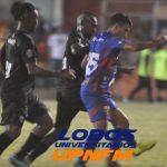 Lobos de la UPNFM vence 0-1 a Honduras Progreso