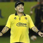 Maradona regresa al fútbol argentino para entrenar a Gimnasia y Esgrima La Plata