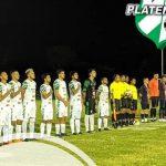 Platense no pudo ganar la Copa Independencia en Nueva Orleans