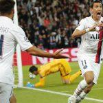 PSG golea 3-0 al Real Madrid con doblete de Di María