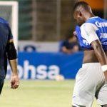 Rubilio Castillo se lesiona en el calentamiento previo al partido ante Puerto Rico