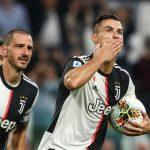 Con gol de Cristiano Ronaldo la Juventus sufre para vencer 2-1 al Hellas Verona