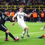 Alemania se deja empatar ante Argentina en amistoso por la Fecha FIFA