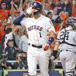 Astros igualan la serie ante Yankees