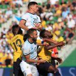 Argentina golea 6-1 a Ecuador en amistoso disputado en España