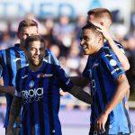 Goleada histórica: Atalanta pasa por encima al Udinese 7-1