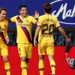 Los convocados del Barcelona para enfrentar al Slavia de Praga en Champions League