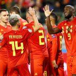 Bélgica golea a San Marino y se clasifica a la Eurocopa 2020