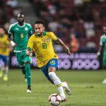 Brasil empata 1-1 ante Nigeria  y Neymar sale lesionado
