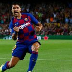 Con doblete de Luis Suárez Barcelona vence al Milán