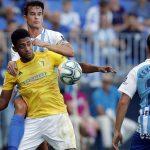 «Choco» Lozano anota su cuarto gol consecutivo en triunfo del Cádiz sobre Málaga