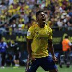 «Choco» Lozano incluido en el once ideal de la jornada en la segunda división de España