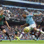 Manchester City golea 3-0 al Aston Villa y recupera el segundo lugar en la Premier League