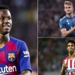 Los 20 futbolistas finalistas a ganar el Golden Boy 2019