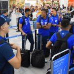 Selección de Honduras viaja a Trinidad y Tobago para su debut en la Liga de Naciones de Concacaf