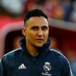 Keylor Navas encabeza la selección de Costa Rica para la Liga de Naciones