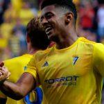 Anthony Lozano otra vez en el once ideal de la segunda división española