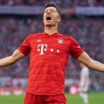 Robert Lewandowski hace historia en la Bundesliga