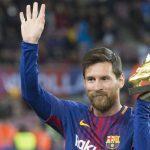 Lionel Messi recibirá su sexta Bota de Oro