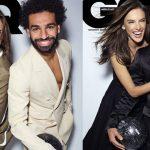 Indignación en Egipto por fotos «obscenas» de Mohamed Salah junto a una supermodelo Alessandra Ambrosio (VÍDEO)