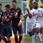 Motagua y Olimpia buscarán poner un pie en la final de la Liga Concacaf