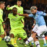Manchester City venció 2-0 al Dinamo Zagreb