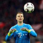 Joachim Löw confirma a Neuer como portero titular de Alemania