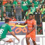 Marathón pone en riesgo liderato al empatar 4-4 con UPNFM