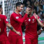 La Ucrania de Shevchenko derrota a Portugal 2-1 y clasifica a la Eurocopa