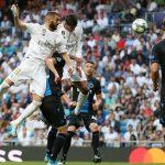Real Madrid empata agónicamente ante Brujas