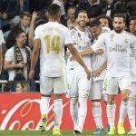 «Manita» del Real Madrid al Leganés