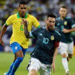 Con gol de Messi, Argentina gana 1-0 a Brasil en amistoso internacional