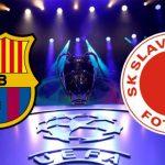 Alineaciones confirmadas del Barcelona y Slavia de Praga
