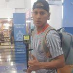Brayan Moya: «Me gustaría jugar en la liga mexicana»