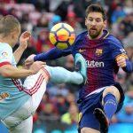 Barcelona busca ante el Celta recuperar el liderato