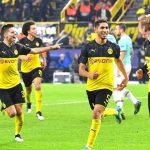 Épica remontada del Borussia Dormund al Inter