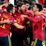 España no tuvo piedad y goleó 7-0 a Malta y asegura el liderato de su grupo