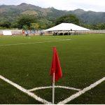 El Porvenir inaugura remodelación de su estadio