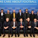 Zidane, Guardiola y Emery, presentes en el Foro Entrenadores UEFA