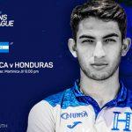 Honduras enfrenta a las 7:30 pm a Martinica con un equipo alternativo