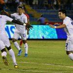 Honduras golea 4-0 a Trinidad y Tobago en la Liga de Naciones Concacaf