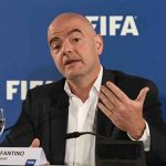 El presidente de la FIFA llega hoy a Honduras