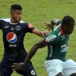 Motagua derrota a Marathón 2-1 y arranca con pie derecho la pentagonal