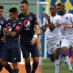 OFICIAL: El clásico Olimpia-Motagua se juega en San Pedro Sula