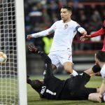 Portugal clasifica a la Eurocopa y defenderá el título