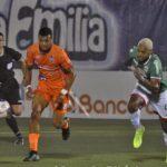 La UPNFM empata 2-2 con Marathón y es líder de la pentagonal