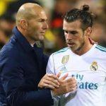 Zidane quiere que Gareth Bale se quede «hasta final de temporada»