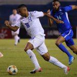 Honduras rescató un empate en Martinica en la Liga de Naciones Concacaf