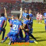 UPNFM se estrena en la pentagonal con victoria 3-1 al Vida