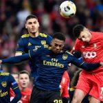 Arsenal se clasifica a la Europa League con un empate en Lieja